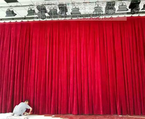 北京舞台幕布厂家